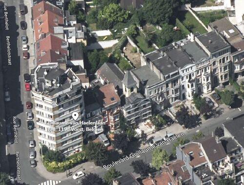 Bruxelles Forest - Bld Guillaume van Haelen (bing.com)