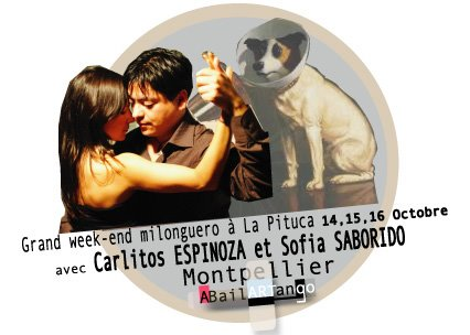 Carlitos ESPINOZA à La Pituca 14 au 16 oct : programme et inscription aux stages