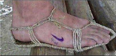 Le Nike des pauvres !!!