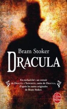 Dracula ; Bram Stoker