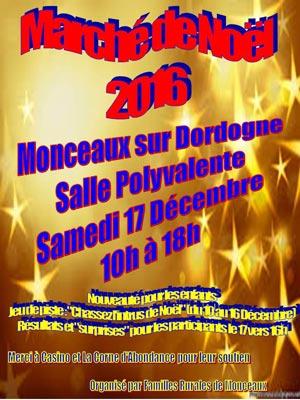Marché de Pays Monceaux