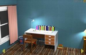 Student's bedroom escape
