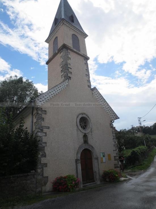 ChapelleSte Marie l'Egyptienne _Le Cros (1)