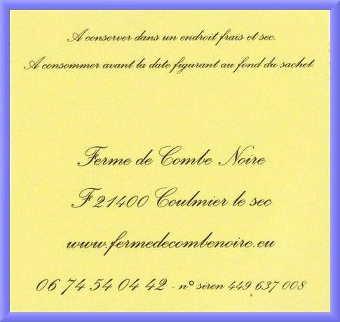 """""""Les Epatantes de Bourgogne"""", de délicieuses pâtes Châtillonnaises..."""