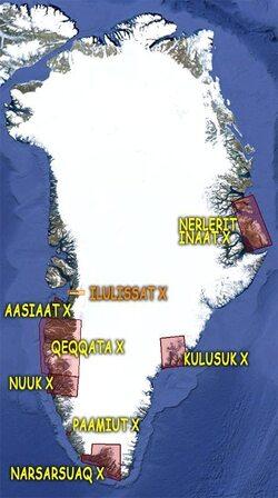 Groenland X