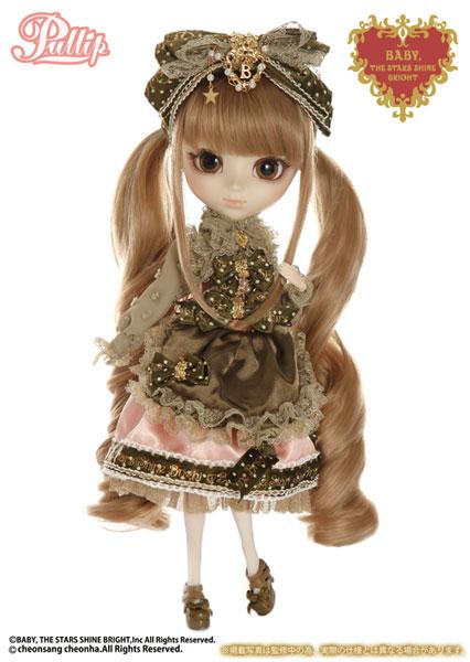 Octobre : Pullip Aoki Misako x Favorite Ribbon Chocolate Version