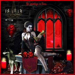 Halloween le bal des vampires protège lieu code inclu