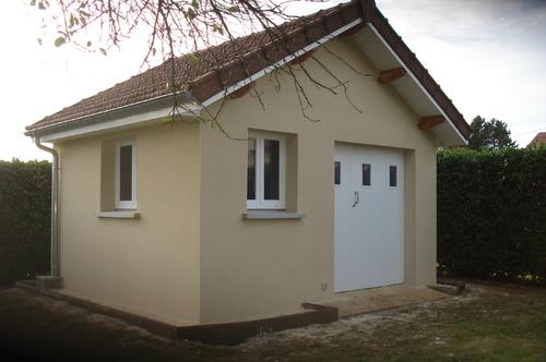 accueil - construction d'un abri de jardin - Construction D Un Garage En Parpaing