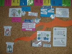 Un village de mots en grammaire - CE1