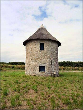 Photos de moulin du Cap de la chèvre en Bretagne
