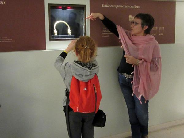 Profitez des Fêtes pour visiter le Musée du Pays Châtillonnais-Trésor de Vix !