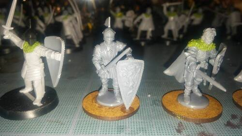 GoT : Lannisters ready to paint