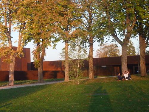 Au Musée Soulages à Rodez