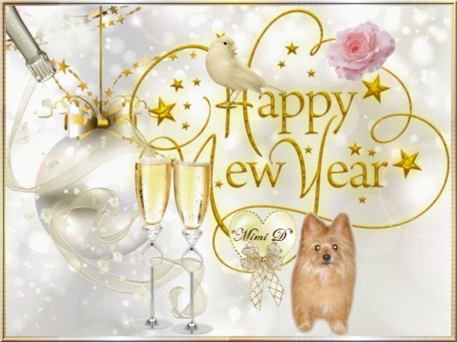 ♥ Vos superbes cadeaux de Nouvelle Année ♥