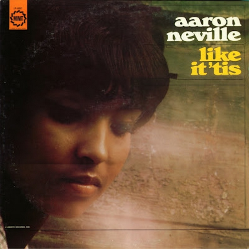 "Aaron Neville : Album "" Like It Is "" Minit Records LP 40007 [ US ]"