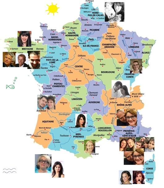 Le tour de France des vacanciers