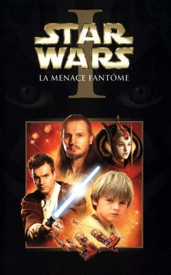 Couverture de Star Wars, Épisode 1 : La Menace fantôme