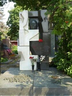 Croisière Russie- Jour 9-MOSCOU- cimetière Novodievitchi