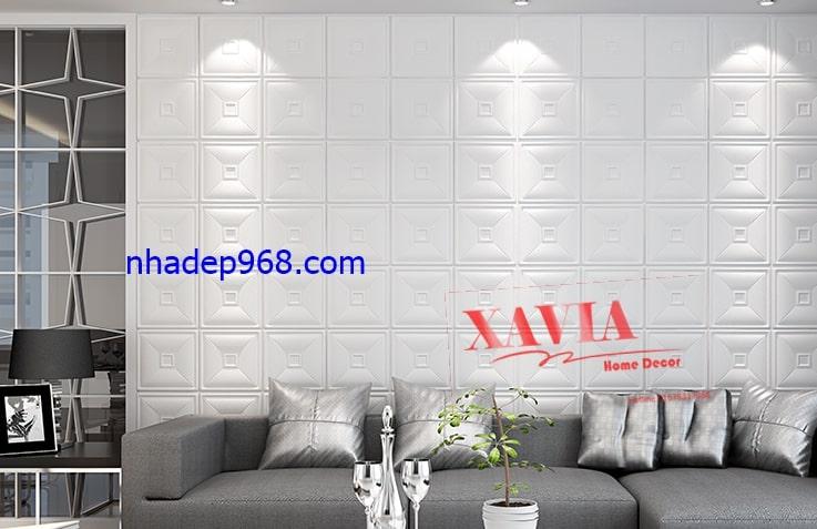 Xốp dán tường có khả năng tiêu âm