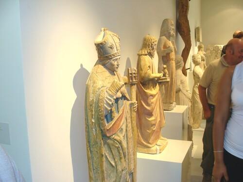 La vie religieuse au Musée du Châtillonnais...