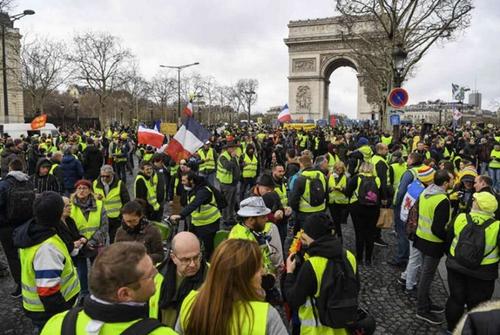 Acte XVI, la mobilisation est stable : Français encore un effort !!