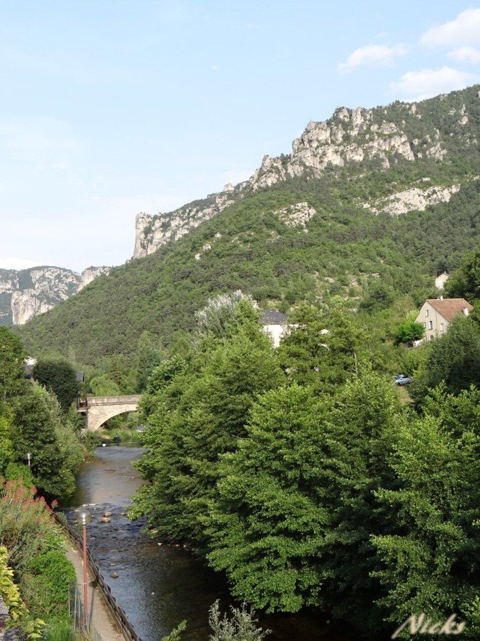 Le Rozier , Peyreleau,