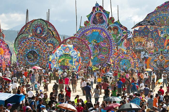 Voici Un Avant-Goût Des Fêtes Au Mexique -