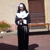 Murielle VOLLE abbesse Mme de Bavoz PRADINES