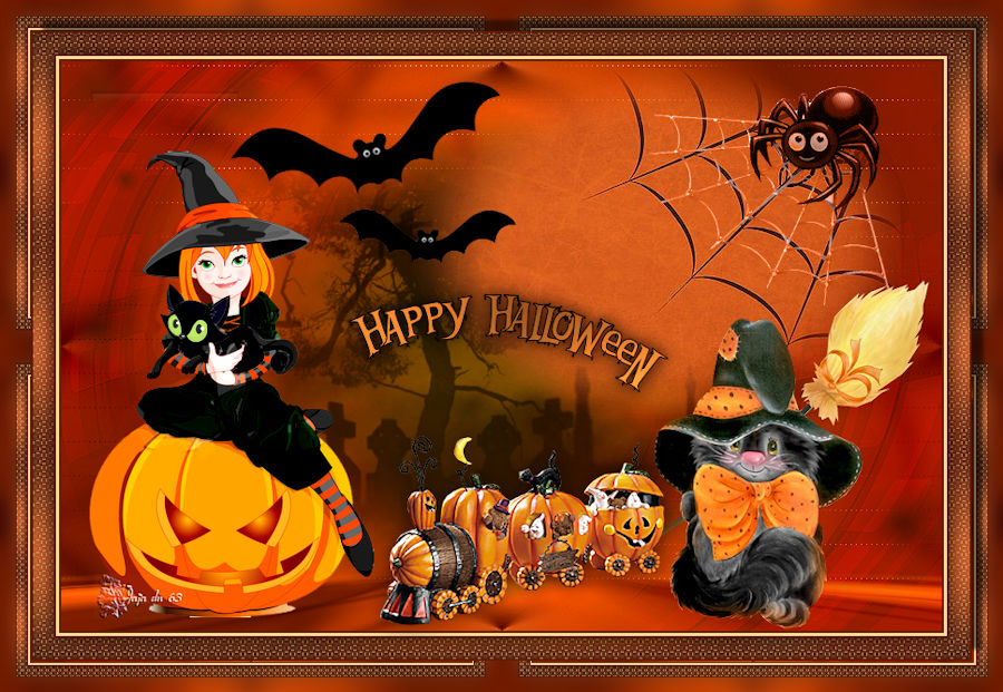 Vos versions Halloween Krys