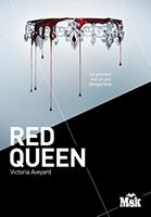 Lien vers la chronique de Red Queen de Victoria Aveyard