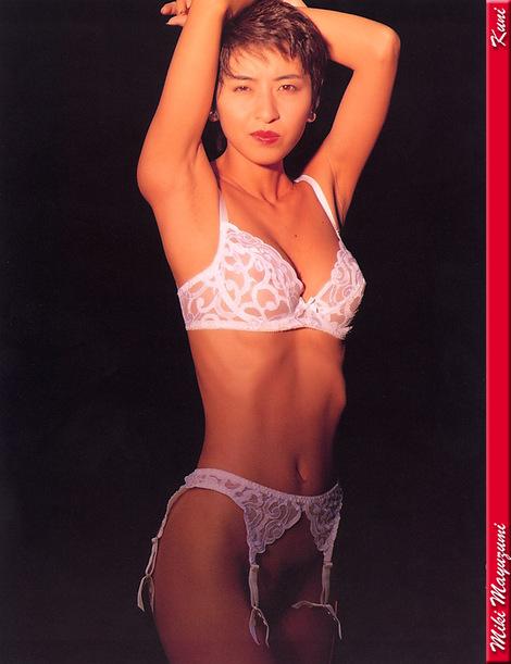 Model Collection : ( [KUNI Scan] -  vol.2  Miki Mayuzumi/黛ミキ )