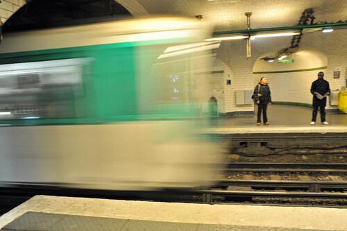 Gare et Métro....C'est beaucoup Trop !!!