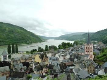 186-Vallée du Rhin Romantique