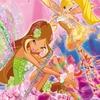 Affiche Flora et Stella Harmonix