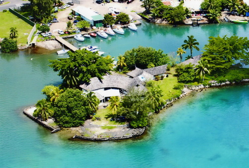 L'îlot du Paradis