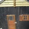 Pose de la porte et fenêtre 1