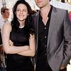 Robert et Kristen... La classe!