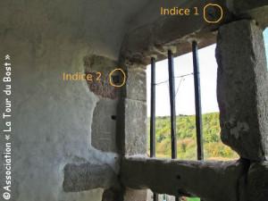 Coup d'oeil : Des indices dans les murs (la solution)