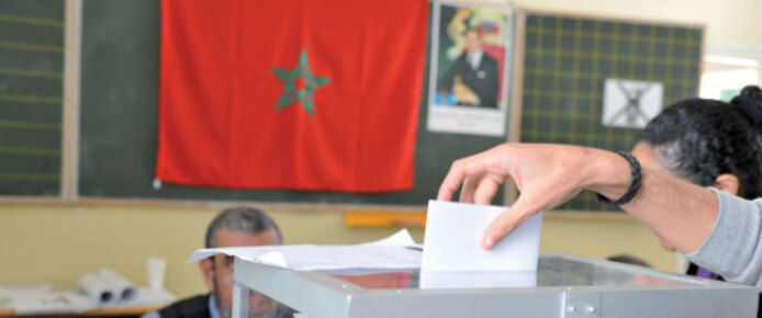 Elections législatives au Maroc