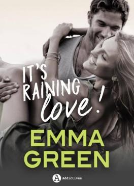 Couverture du livre : It's raining love