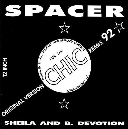 SPACER REMIX '92