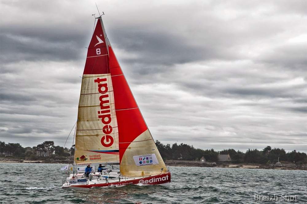 Transat AG2R 2014 - Equipage GEDIMAT