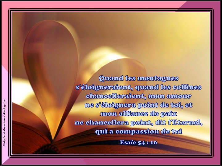 Ronde Versets du coeur 177