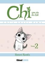 • Chi une vie de chat (T. 2) de Konami Kanata