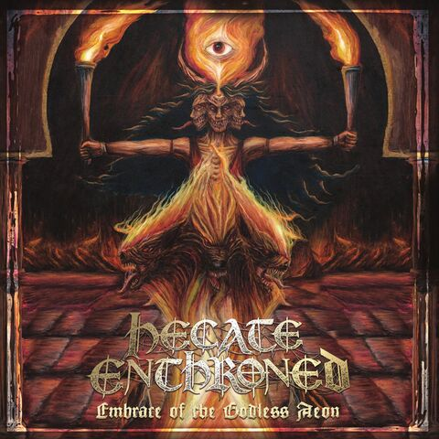 "HECATE ENTHRONED - ""Revelations In Autumn Flame"" Clip"