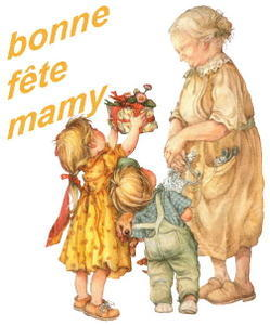 Bonne fête à toutes les Mamis
