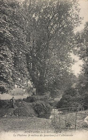 Fontaine-la-Gaillarde