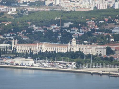 Lisbonne - Journée 3 - Les alentours ....
