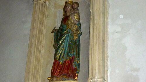 Saint Maximin, ancien évêque de Trèves