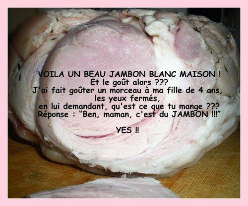 JAMBON BLANC MAISON